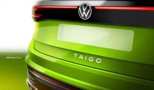 The new Volkswagen Taigo