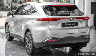 2021_Toyota_Harrier_Preview_Malaysia_Ext-4