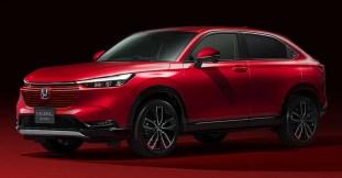 2022 Honda HR-V accessories Urban Casual Style Japan-15