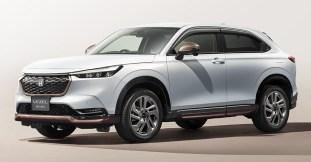 2022 Honda HR-V accessories Urban Casual Style Japan-20