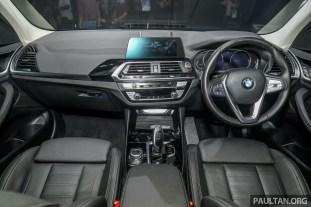 G01 BMW X3 sDrive20i xLine CKD Malaysia Launch_Int-1