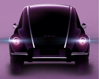 GWM Ora new EV Beetle inspired (2)