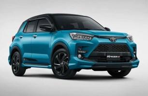 Toyota Raize 1.0T GR Indonesia 1