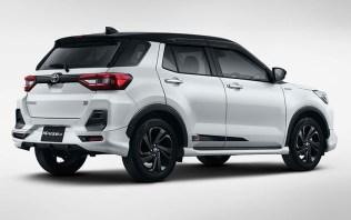 Toyota Raize 1.0T GR Indonesia 2