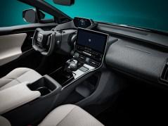 Toyota bZ4X Concept 9
