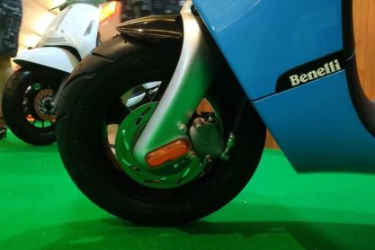 2021 Benelli Dong Electric Scooter Indonesia - 1