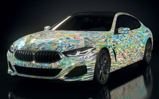 BMW 8 Series Gran Coupe The Ultimate AI Masterpiece 5
