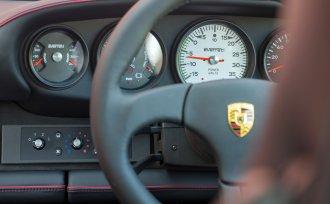 Everrati 964 Porsche 911 EV