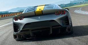 Ferrari 812 Competizione 6a