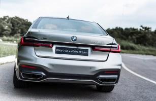 G12 BMW 740Le xDrive M Sport (11)