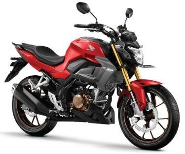 Honda CB150R Streetfire Indo 2021 BM-5