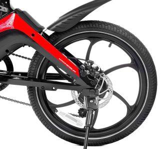 2021 Ducati MG-20 folding electric bicycle - 2