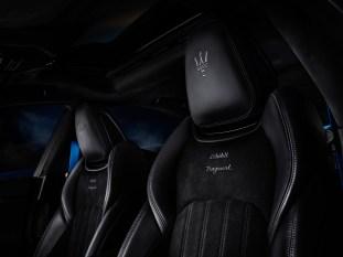 2021 Maserati Ghibli Fragment edition