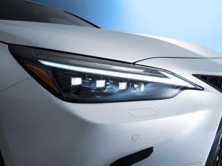 2022 Lexus NX Official 18