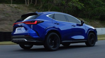 2022 Lexus NX Official 27