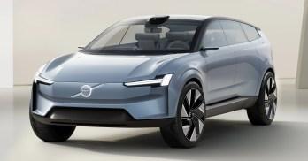 2022 Volvo Concept Recharge