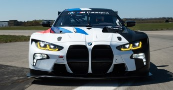 BMW M4 GT3 (G82)