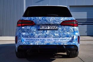 BMW i Hydrogen NEXT goes road testing
