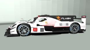 Flash Axle Sports DPi-3