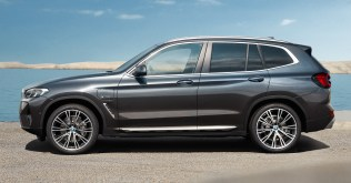 G01 BMW X3 LCI facelift debut-30
