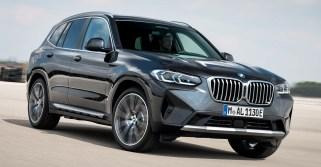 G01 BMW X3 LCI facelift debut-6