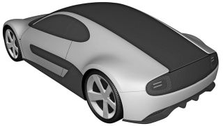 Honda electric sports car patent 2