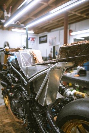 2021 Workhorse Black Swan Indian Motorcycle FTR - 12