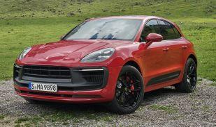 2022 Porsche Macan GTS facelift 12