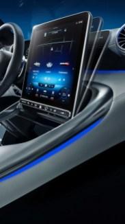 2022 R232 Mercedes-AMG SL interior reveal-8