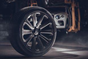 Bentley Bentayga Carbon Wheel - 2