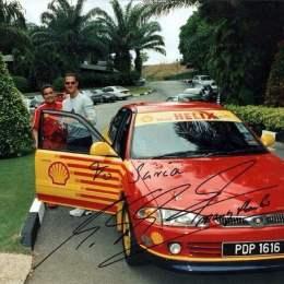 Proton Wira C99 Limited Edition Suriya Michael Schumacher-1