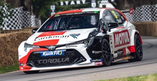 Toyota at 2021 Goodwood Festival of Speed-7