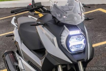 WMoto Xtreme 150i 2021 preview Malaysia -6
