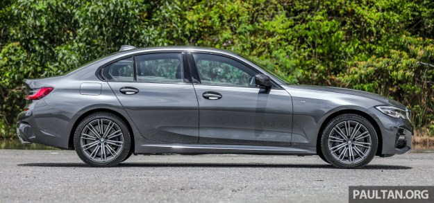 2021 G20 BMW 330e M Sport plug-in hybrid Malaysia_Ext-10