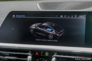 2021 G20 BMW 330e M Sport plug-in hybrid Malaysia_Int-45