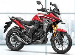 2021 Honda CB200X India - 10