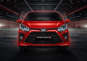2022 Toyota Agya GR Sport in Indonesia (3)