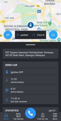 Subaru Connex launch Malaysia (1)