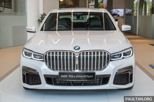 2021 G12 BMW 740Le xDrive M Sport Malaysia_Ext-4