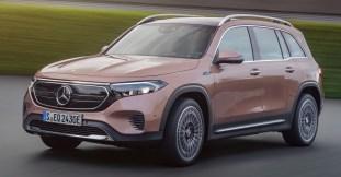 Mercedes-EQ, EQB, 2021Mercedes-EQ, EQB, 2021