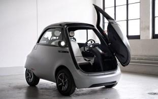 Microlino 2.0 production version debut IAA Mobility 2021-2