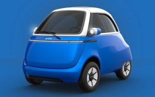 Microlino 2.0 production version debut IAA Mobility 2021-52