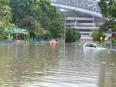 Shah Alam Flash Flood Sep 26 7