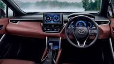 Toyota Corolla Cross Hybrid Thailand 13