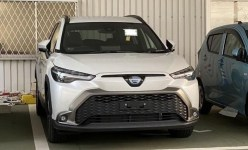 Toyota Corolla Cross JDM leak (2)