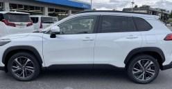 Toyota Corolla Cross JDM leak (3)