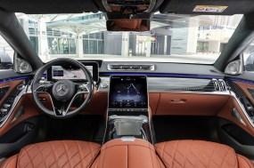 2021 W223 Mercedes-Benz S-Class Interior