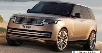 2022 Land Rover Range Rover leak (1)