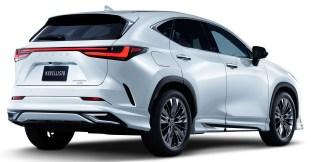 2022 Lexus NX Modellista parts-2