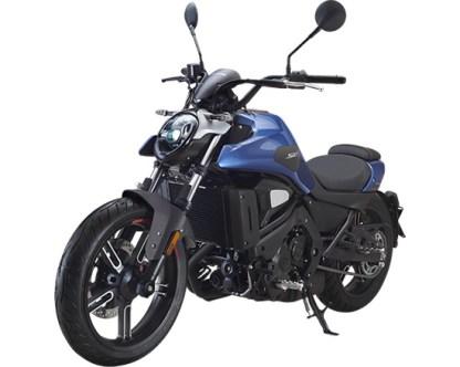 QJ Motor 2021 BM